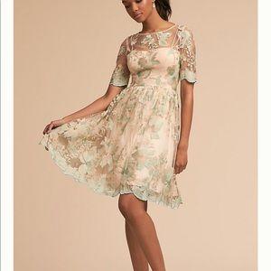 ae7b643e695e Anthropologie Dresses - Anthropologie BHLDN Nadine Dress Adrianna Papell